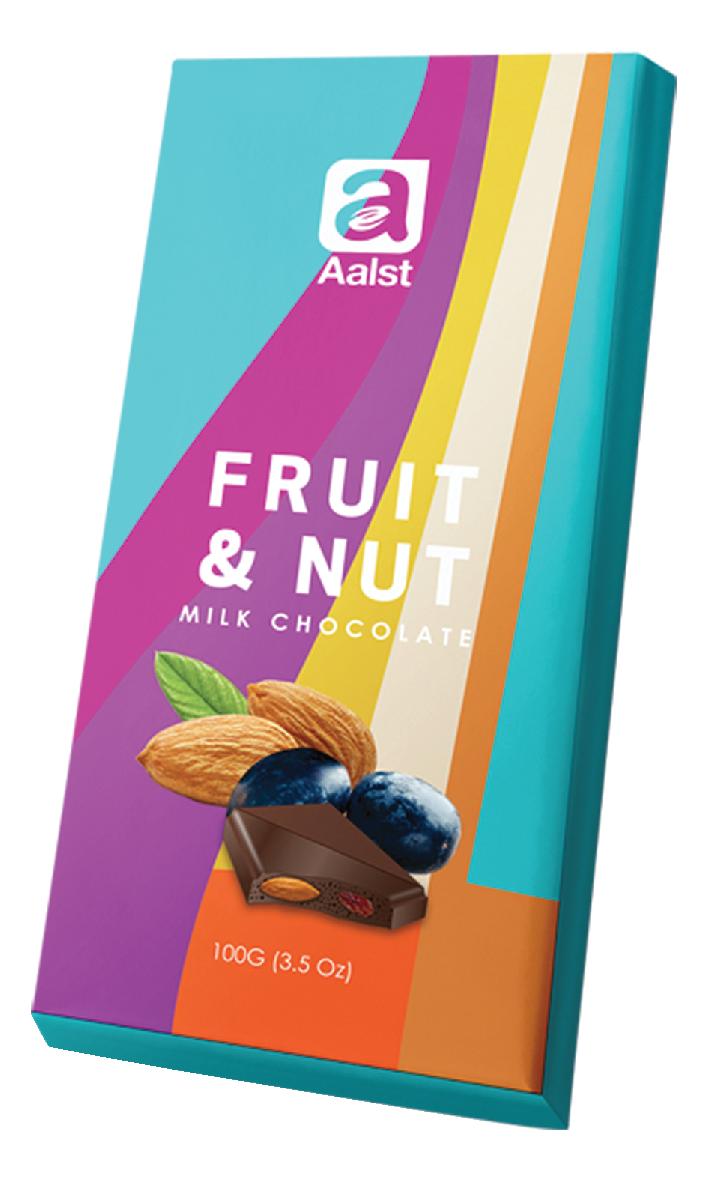 Aalst Fruit & Nut Milk Chocolate