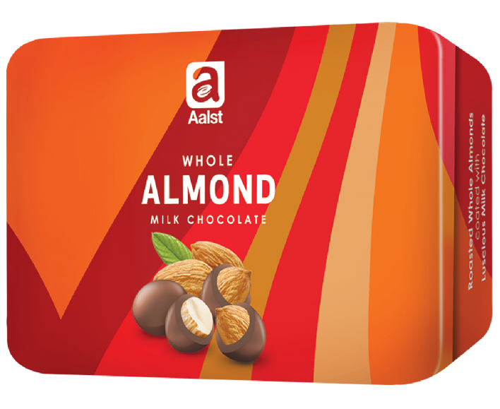 Aalst Whole Almond Milk Chocolate
